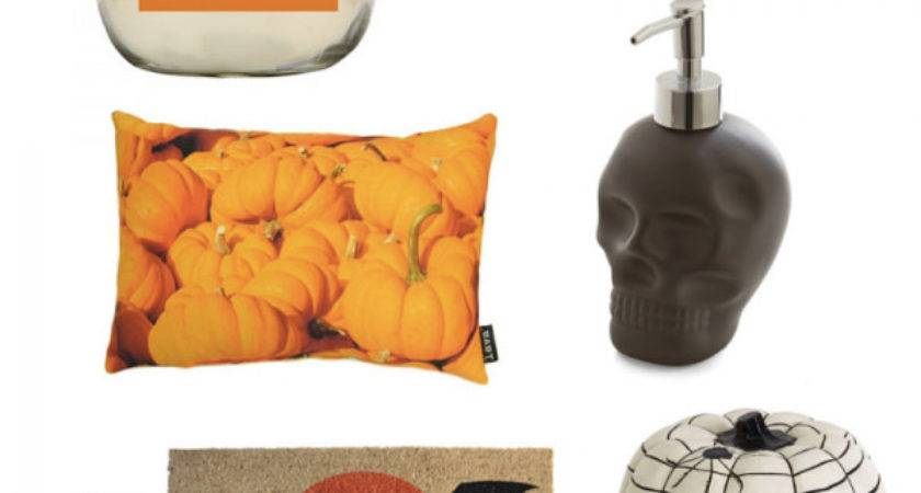 Mom Spark Finds Modern Halloween Decor