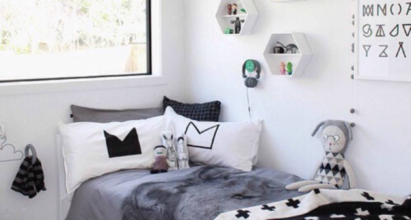 Monochromatic Kids Bedroom Ideas Inspire