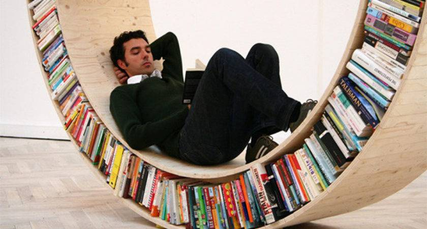 Most Creative Bookshelves Designs Ever Instantshift