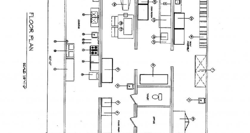 Most Efficient Floor Plan Kitchen Lay Outs