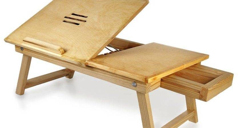 Multi Purpose Wooden Laptop Table Tables