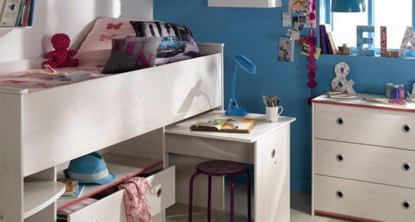 Multifunctional Furniture Ideas Small Spaces