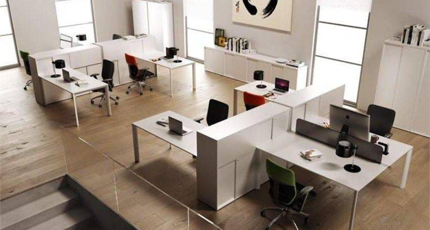 Multiple Office Workstation Collection Mascagni