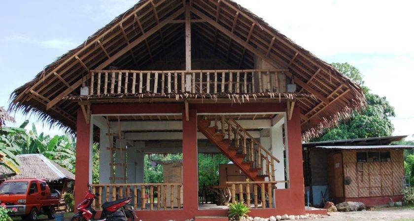 Native House Design Philippines Base