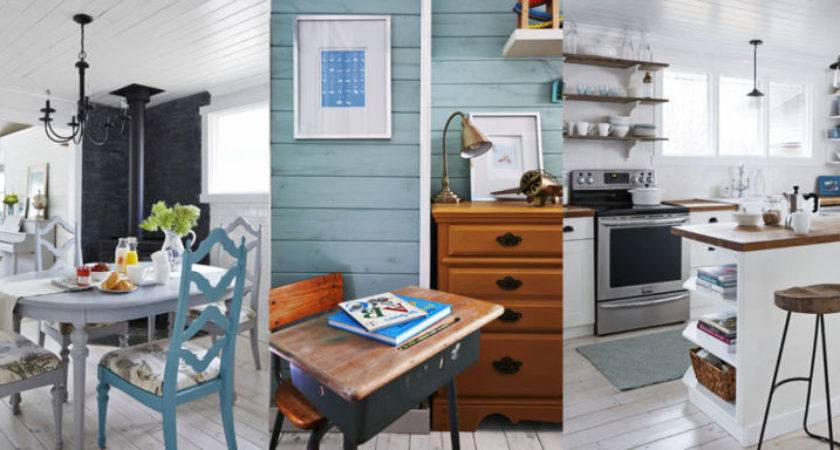 Natural Mommie Tiny Farmhouse House Decorating Ideas