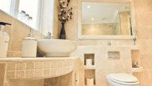 Natural Stone Bathroom Home Design
