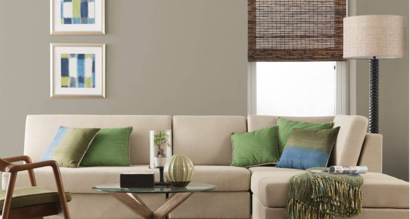 Neutral Paint Colors Living Room Modern House