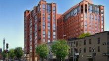 New Apartment Buildings Delivering