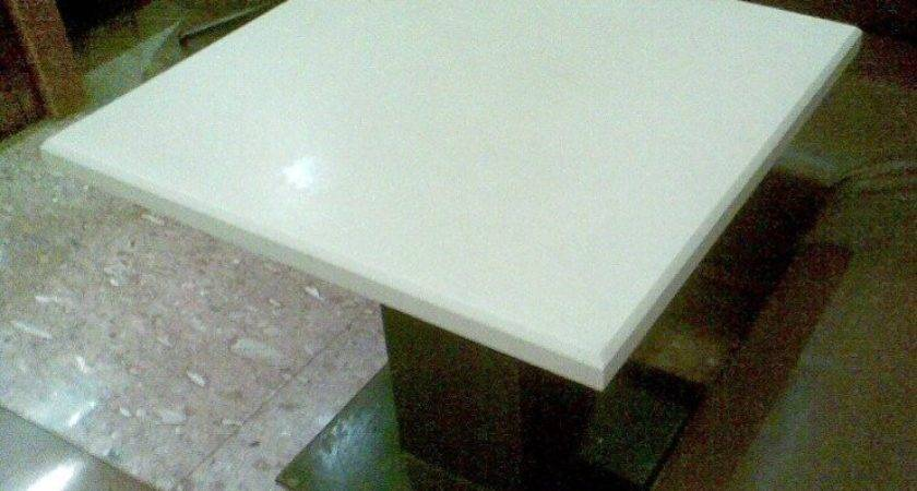 New Corian Table Top Solid Surface Dining Coffee Tables