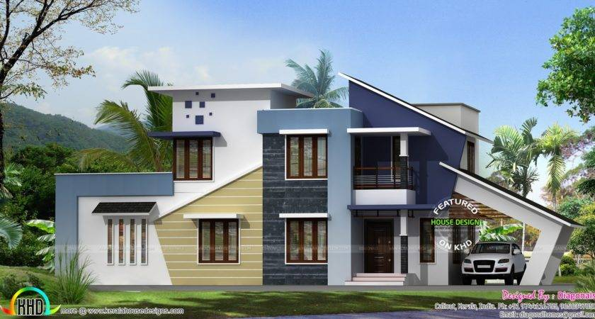 New Generation Home Design Kerala Floor