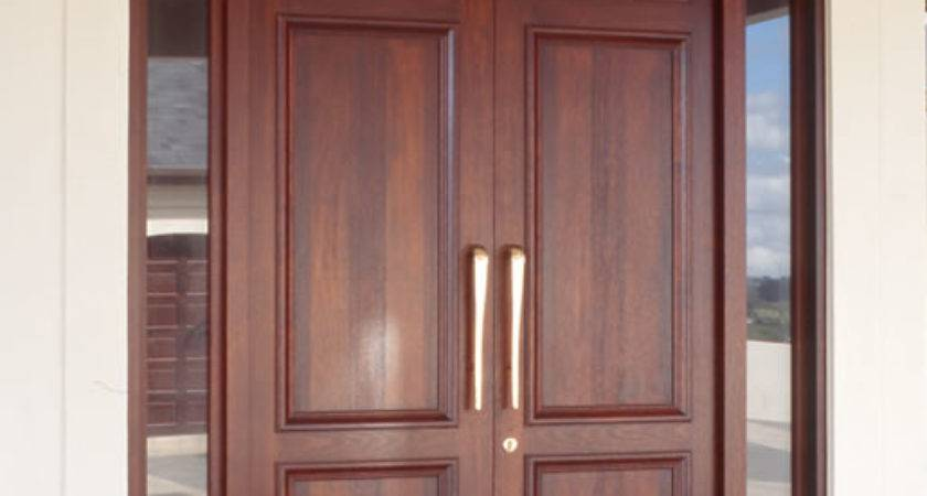 New Home Designs Latest Wooden Main Entrance Homes Doors Ideas