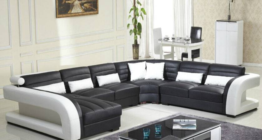 New Style Modern Sofa Hot Sales Genuine Leather