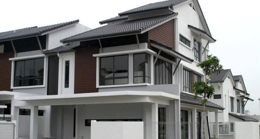 New Terrace House Designs Home Design Style