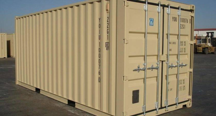New Used Shipping Containers Container Pros