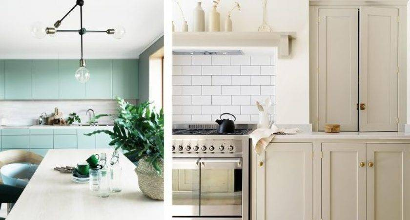 Next Big Kitchen Cabinet Color Trends Mydomaine