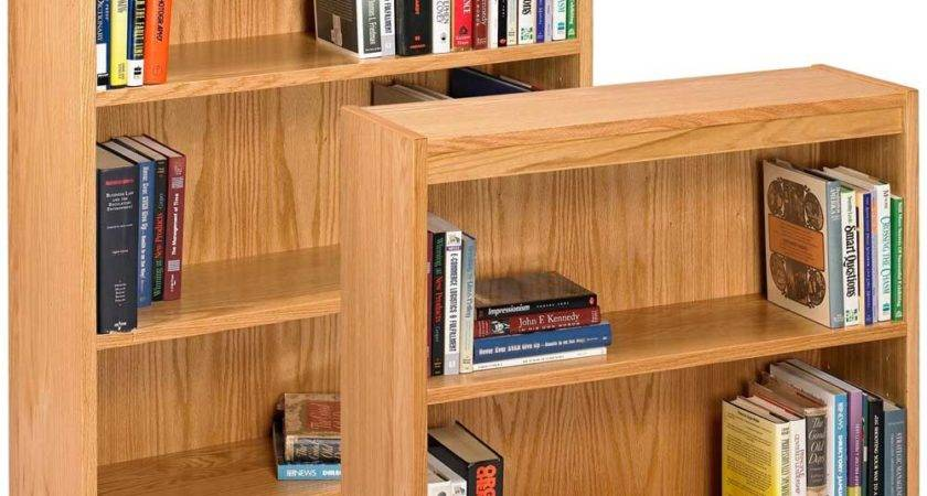 Oak Wood Bookcases Office Furniture