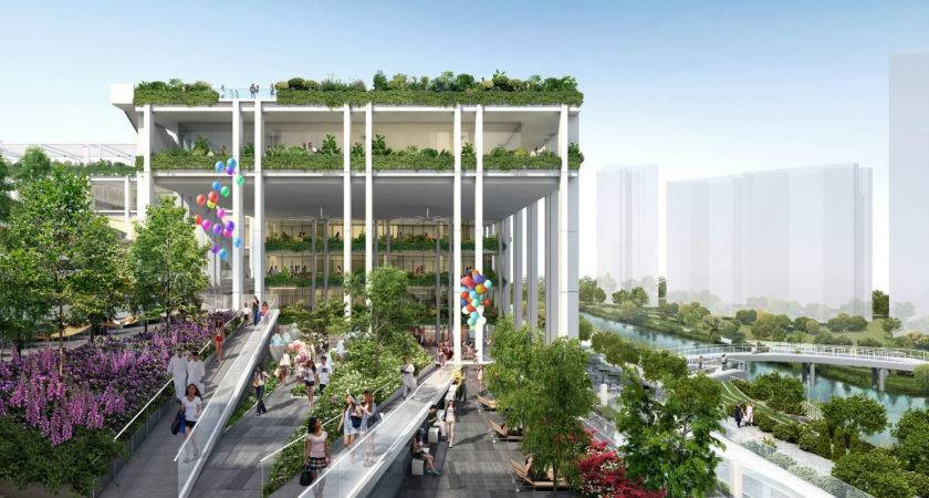 Oasis Terrace Serie Architects Multiply