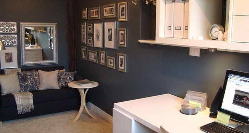 Office Workspace Small Home Space Design Ideas