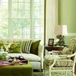 Olive Green Living Room Color Freshouz