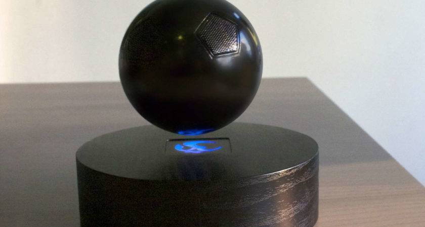 One Floating Bluetooth Speaker Really Cool Gadget