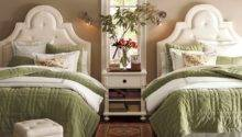 One Room Two Beds Ideas Guest Rooms Double Bed