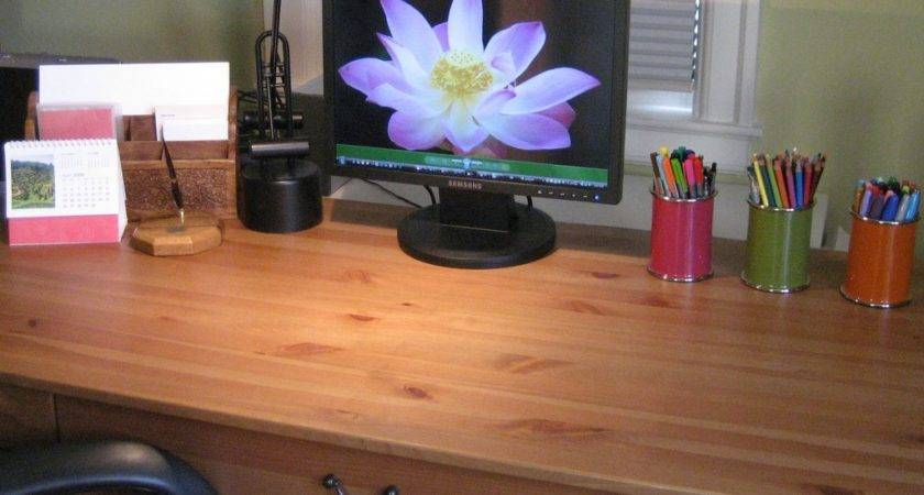 Organizing Your Workspace Fab Five Tools Desk