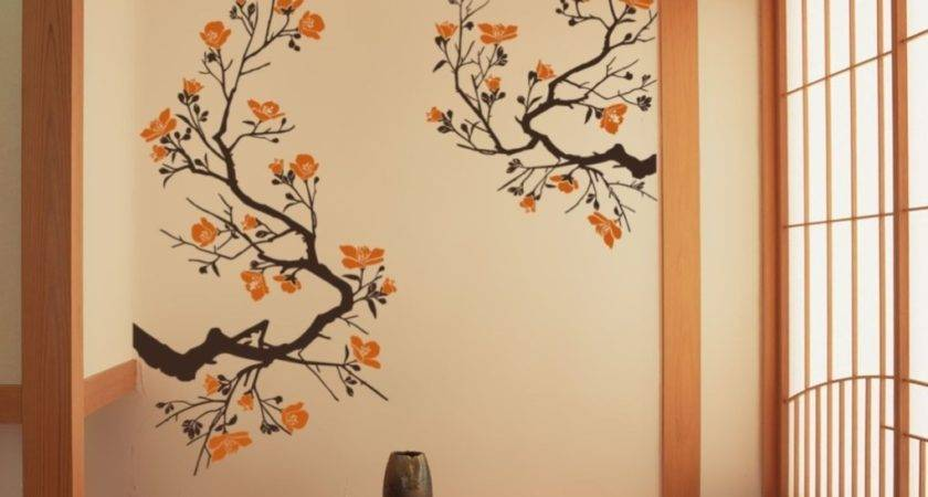 Oriental Asian Wall Decor Interesting Your Home