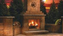 Out Door Fireplace Kits Home Improvement
