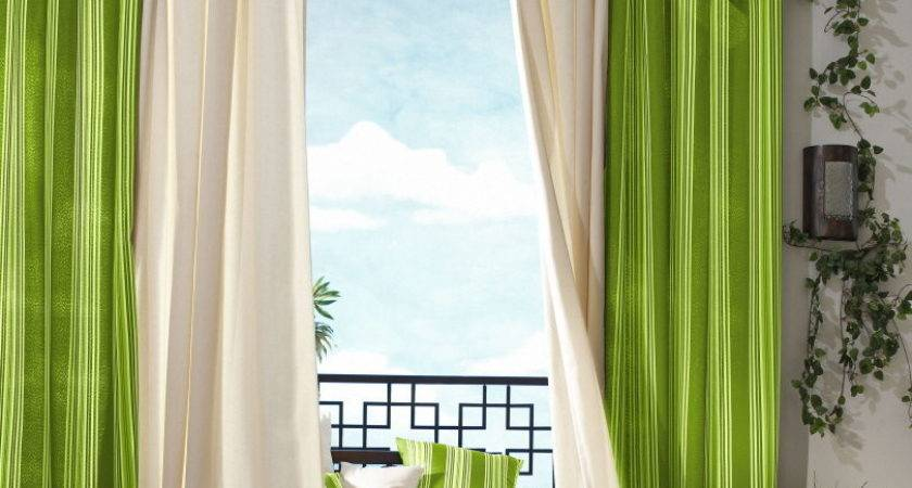 Outdoor Curtains Ideas Home Interior Design