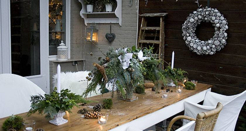 Outdoor Decorating Christmas