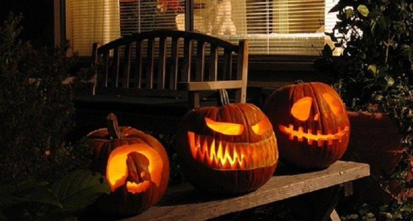Outdoor Modern Halloween Centerpieces Ideas Home Design