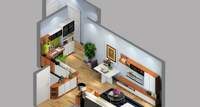 Overlooking Small House Design Ideas