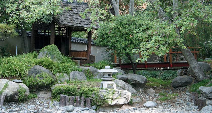 Pacific Horticulture Society California Japanese Style