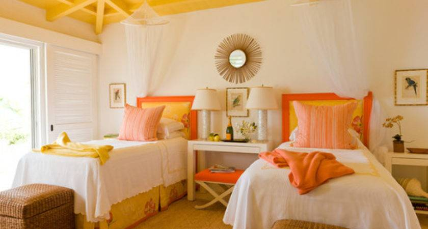 Paint Color Ideas Bright Ways Yellow