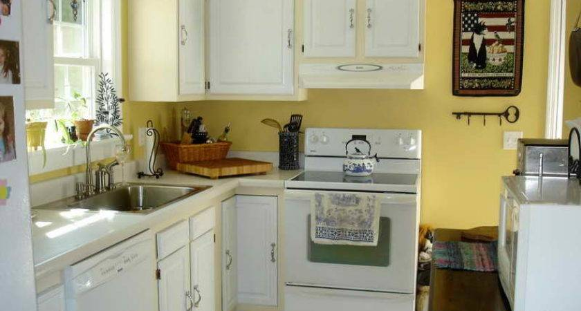 Paint Colors Kitchen White Cabinets Decor