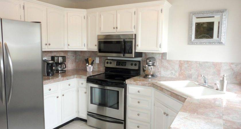 Paint Colors Kitchens White Cabinets Painting