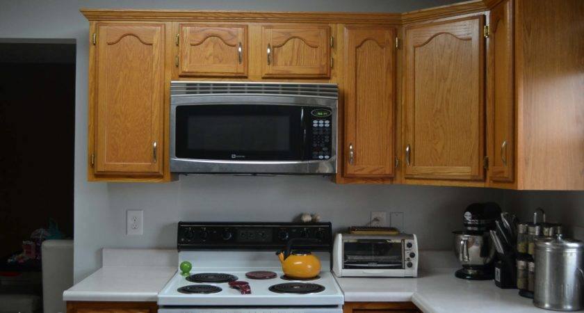 Painted Kitchen Cabinets Before After Does She
