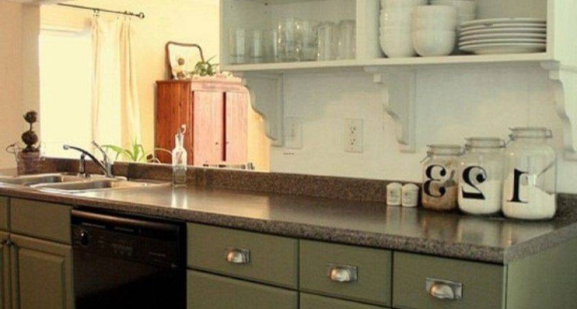 Painted Kitchen Cabinets Ideas Remodeling