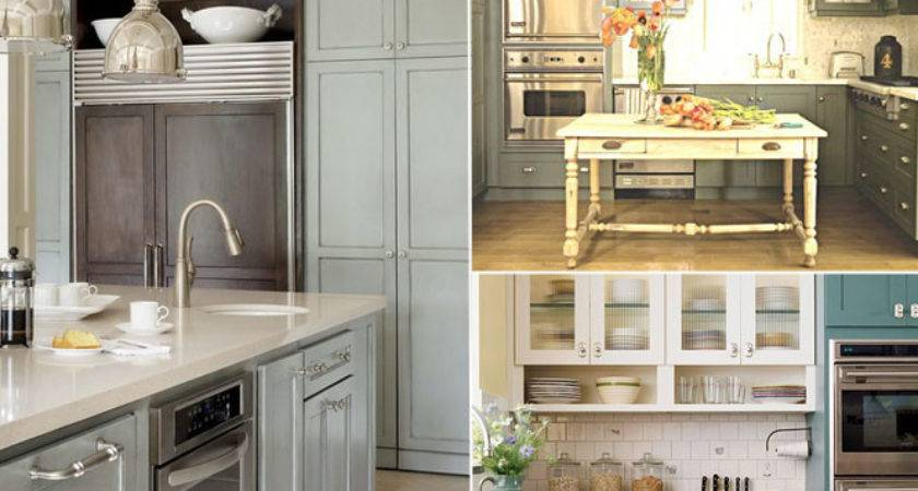 Painted Kitchen Cabinets Mayhar Design