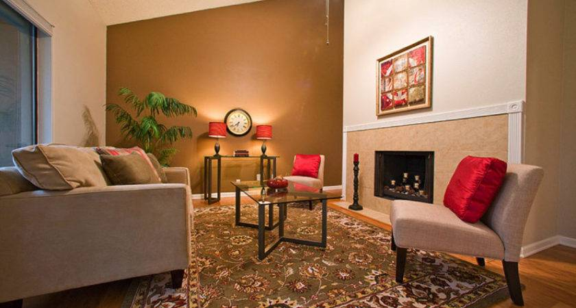 Painting Accent Walls Living Room Bill House Plans