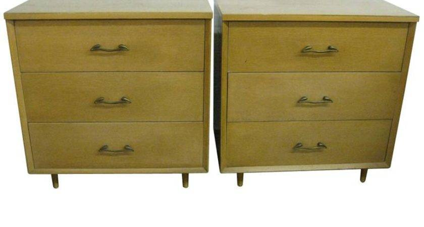 Pair Small Dressers Sale Stdibs