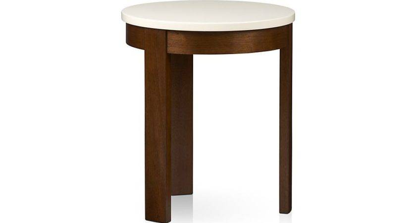 Pastis Small Side Table Crate Barrel