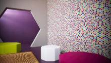 Pattern Colour Courageously Interior