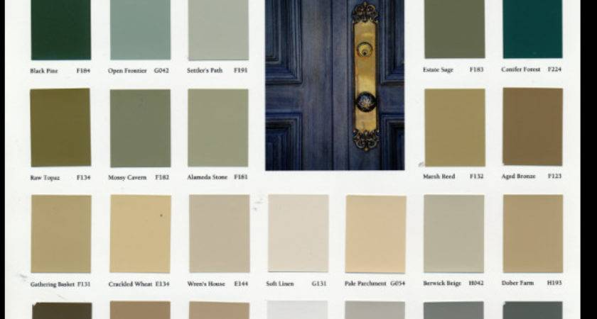Perfectly Mixed Historic Paint Colors Best Paints