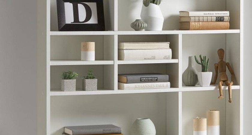 Perks White Wall Mounted Shelves Blogbeen