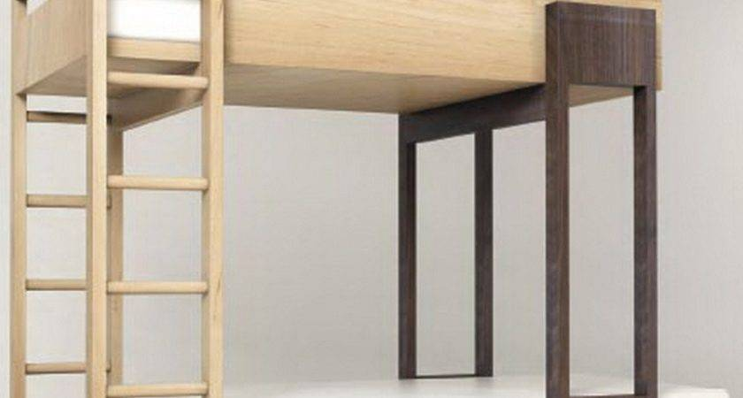 Pluunk Bunk Bed Contemporary Beds Mod