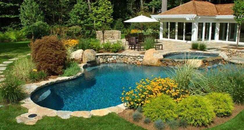 Pool Landscaping Ideas Create Perfect Backyard