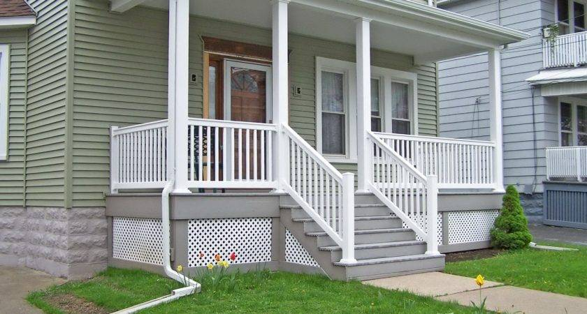 Porch Railings Posts