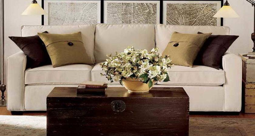 Pottery Barn Living Room Chairs Modern House