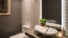 Powder Room Contemporary Design
